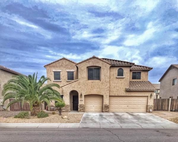 540 E Kapasi Lane, San Tan Valley, AZ 85140 (MLS #6157664) :: Brett Tanner Home Selling Team