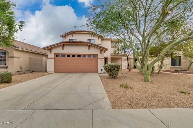 6715 W Desert Lane, Laveen, AZ 85339 (MLS #6157677) :: John Hogen | Realty ONE Group