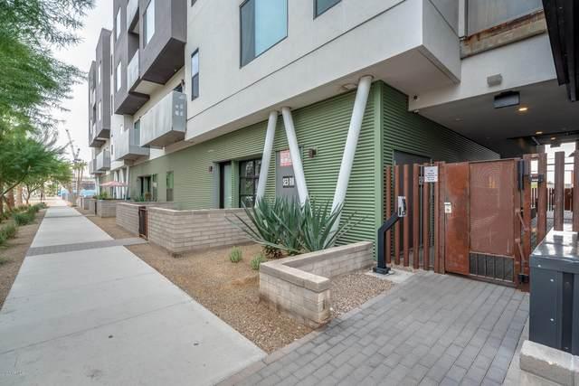 1130 N 2ND Street #303, Phoenix, AZ 85004 (MLS #6157725) :: Walters Realty Group