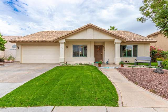 680 W Saragosa Street, Chandler, AZ 85225 (MLS #6157761) :: The Riddle Group