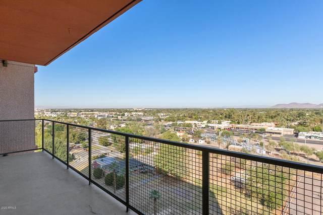 4750 N Central Avenue 11R-S, Phoenix, AZ 85012 (MLS #6157781) :: Brett Tanner Home Selling Team
