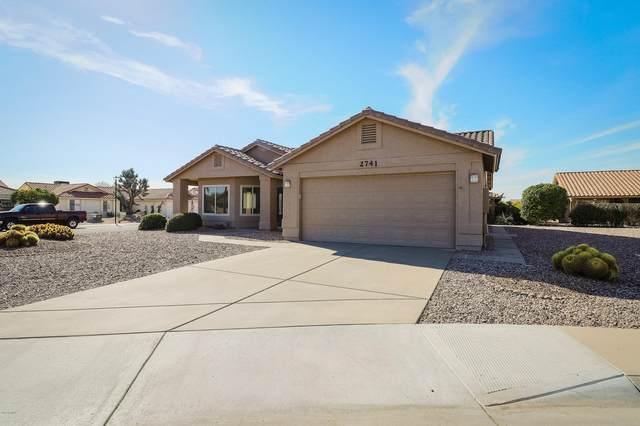 2741 Leisure World, Mesa, AZ 85206 (MLS #6157785) :: BVO Luxury Group
