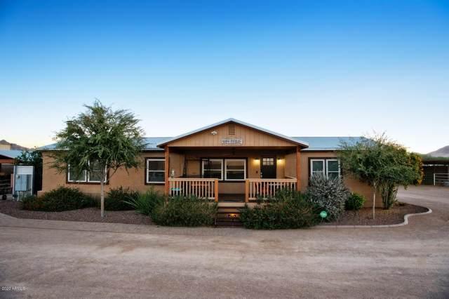 25249 S 194TH Street, Queen Creek, AZ 85142 (MLS #6157805) :: Walters Realty Group
