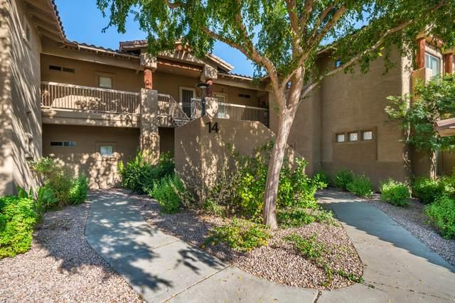 9100 E Raintree Drive #241, Scottsdale, AZ 85260 (MLS #6157832) :: The Laughton Team