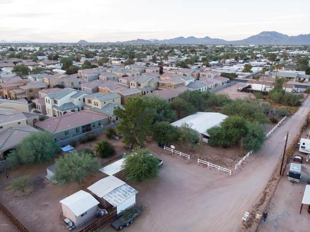 2479 W 16TH Avenue, Apache Junction, AZ 85120 (MLS #6157861) :: Devor Real Estate Associates