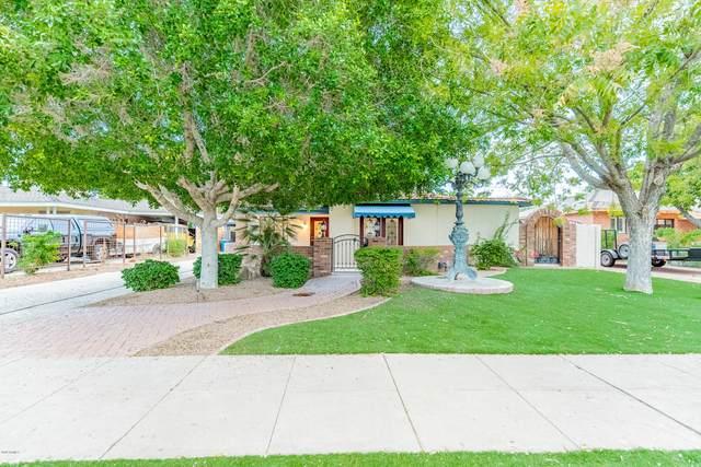 1631 N 11TH Avenue, Phoenix, AZ 85007 (MLS #6157880) :: The Daniel Montez Real Estate Group