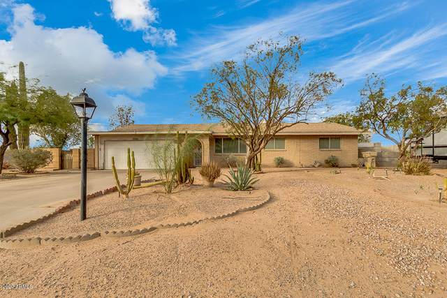 9394 W Century Drive, Arizona City, AZ 85123 (#6157932) :: Long Realty Company