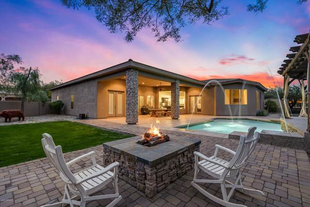 11808 E Larkspur Drive, Scottsdale, AZ 85259 (MLS #6157984) :: John Hogen | Realty ONE Group