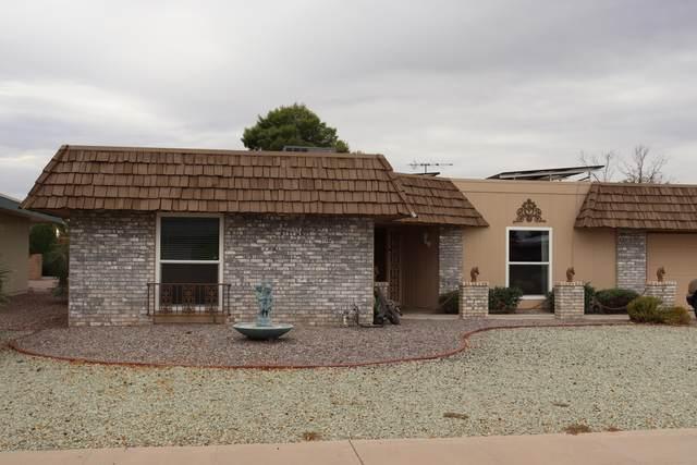 11101 W Palmeras Drive, Sun City, AZ 85373 (MLS #6158020) :: Brett Tanner Home Selling Team