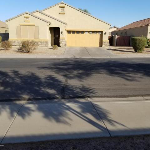 1888 N Hubbard Lane, Casa Grande, AZ 85122 (MLS #6158032) :: The Daniel Montez Real Estate Group