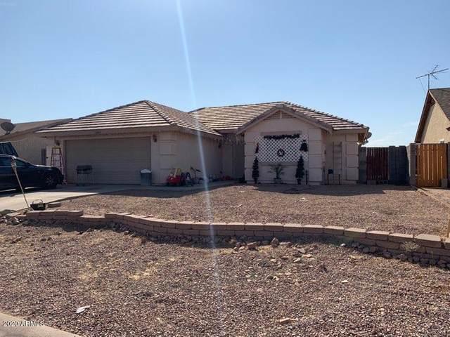 8647 W Concordia Drive, Arizona City, AZ 85123 (#6158040) :: Long Realty Company