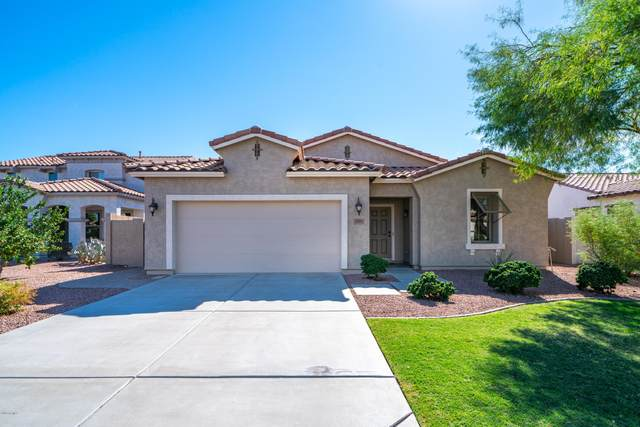 3283 E Isaiah Court, Gilbert, AZ 85298 (MLS #6158041) :: John Hogen | Realty ONE Group