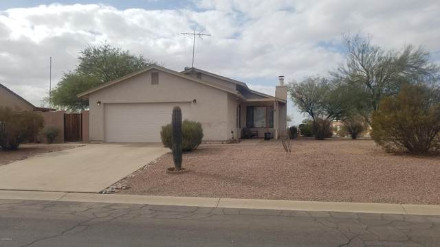 8401 W Monaco Boulevard, Arizona City, AZ 85123 (MLS #6158060) :: Arizona Home Group
