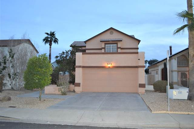 525 E Utopia Road, Phoenix, AZ 85024 (MLS #6158062) :: Power Realty Group Model Home Center