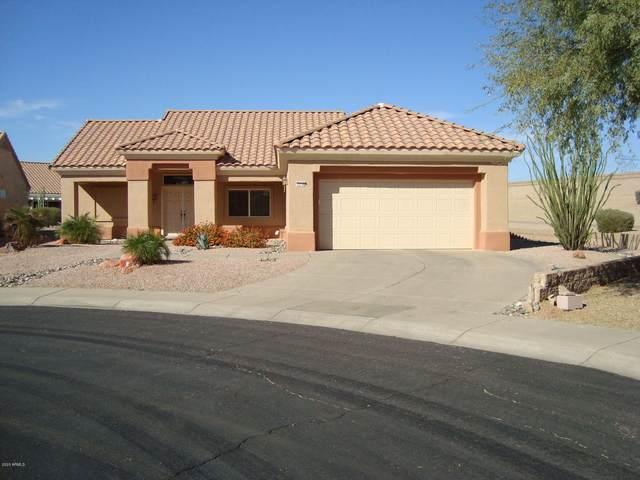 23210 N Via De La Caballa Drive, Sun City West, AZ 85375 (MLS #6158088) :: CANAM Realty Group