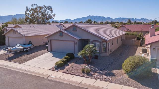 1164 San Jacinto Drive, Sierra Vista, AZ 85635 (MLS #6158094) :: BVO Luxury Group