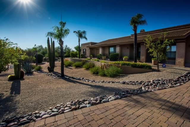 9442 E Sunrise Circle, Carefree, AZ 85377 (MLS #6158098) :: BVO Luxury Group