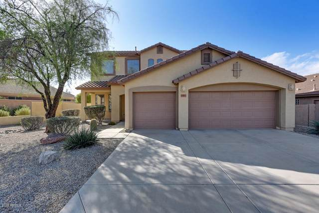 17461 W Wandering Creek Road, Goodyear, AZ 85338 (MLS #6158099) :: BVO Luxury Group