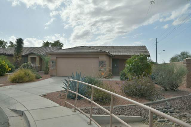 25093 W Dove Gap, Buckeye, AZ 85326 (MLS #6158104) :: Lifestyle Partners Team