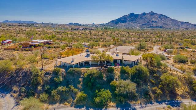 7045 E Arroyo Road, Cave Creek, AZ 85331 (MLS #6158125) :: D & R Realty LLC