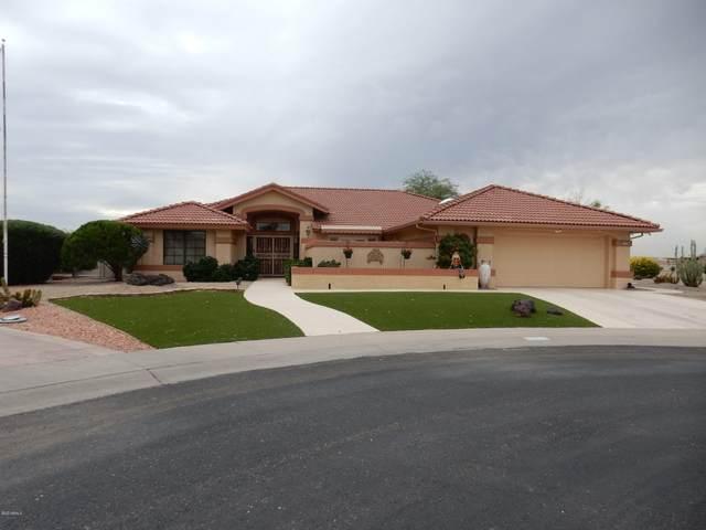 13623 W Gemstone Drive, Sun City West, AZ 85375 (MLS #6158157) :: The Daniel Montez Real Estate Group