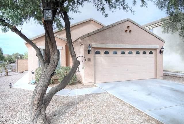 36604 W San Pedro Drive, Maricopa, AZ 85138 (MLS #6158166) :: The Riddle Group