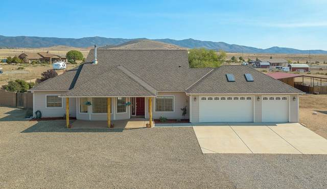 8183 N Blessing Lane, Prescott Valley, AZ 86315 (MLS #6158224) :: The Daniel Montez Real Estate Group