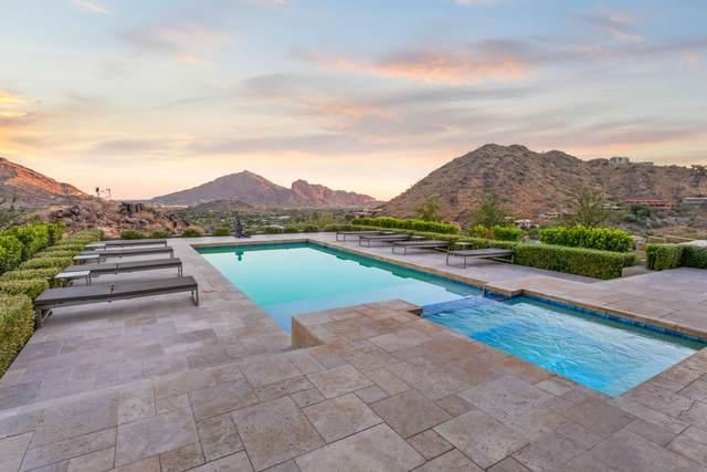 4632 E Foothill Drive, Paradise Valley, AZ 85253 (MLS #6158240) :: Yost Realty Group at RE/MAX Casa Grande