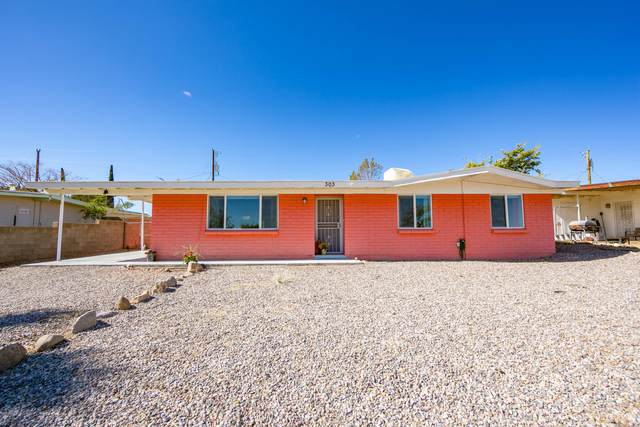 303 N Fairbanks, Huachuca City, AZ 85616 (MLS #6158303) :: The Riddle Group