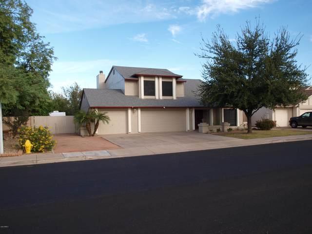 5334 W Willow Avenue, Glendale, AZ 85304 (MLS #6158308) :: John Hogen | Realty ONE Group