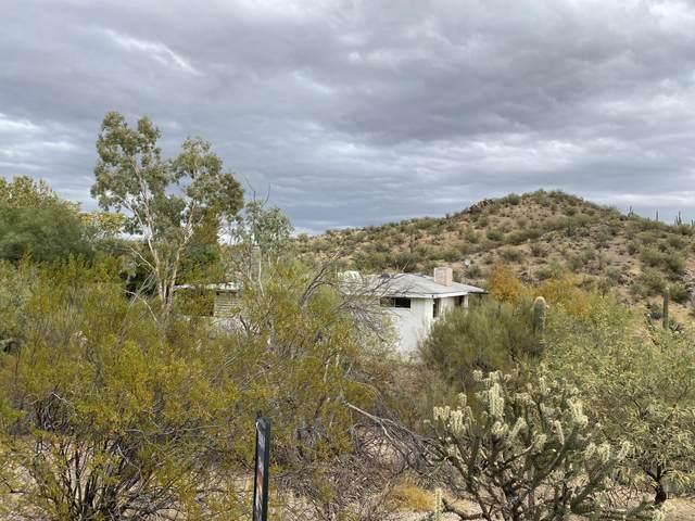 490 E Thurber Road, Wickenburg, AZ 85390 (MLS #6158335) :: The Laughton Team