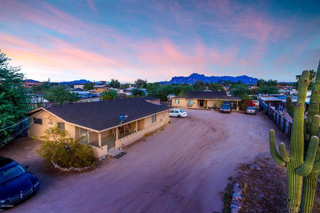 225 S Grand Drive, Apache Junction, AZ 85120 (MLS #6158352) :: Long Realty West Valley