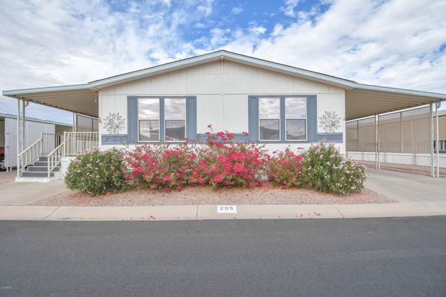 450 W Sunwest Drive #205, Casa Grande, AZ 85122 (#6158382) :: AZ Power Team | RE/MAX Results