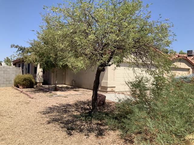 4545 N 67TH Avenue #1123, Phoenix, AZ 85033 (MLS #6158392) :: Midland Real Estate Alliance