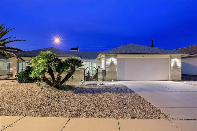 2771 Leisure World, Mesa, AZ 85206 (MLS #6158397) :: BVO Luxury Group