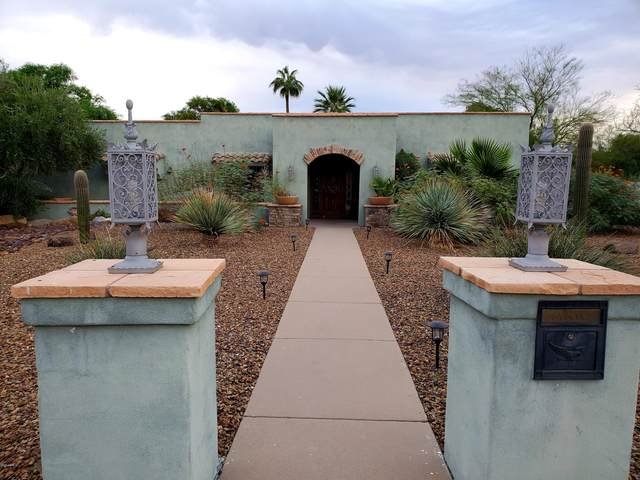 6802 E North Lane, Paradise Valley, AZ 85253 (MLS #6158416) :: The Riddle Group