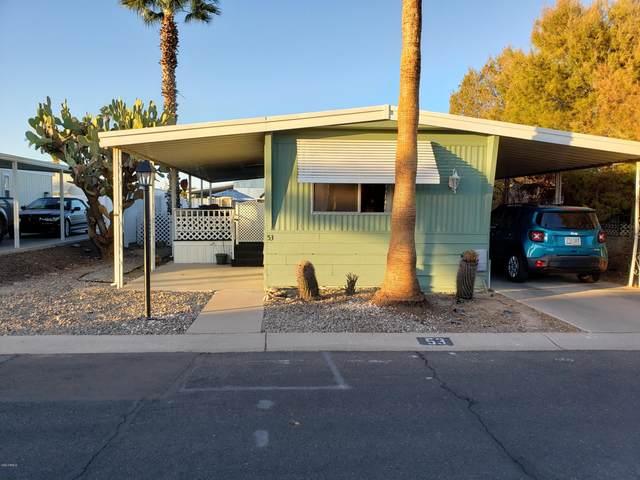 11411 N 91ST Avenue #53, Peoria, AZ 85345 (#6158443) :: AZ Power Team | RE/MAX Results
