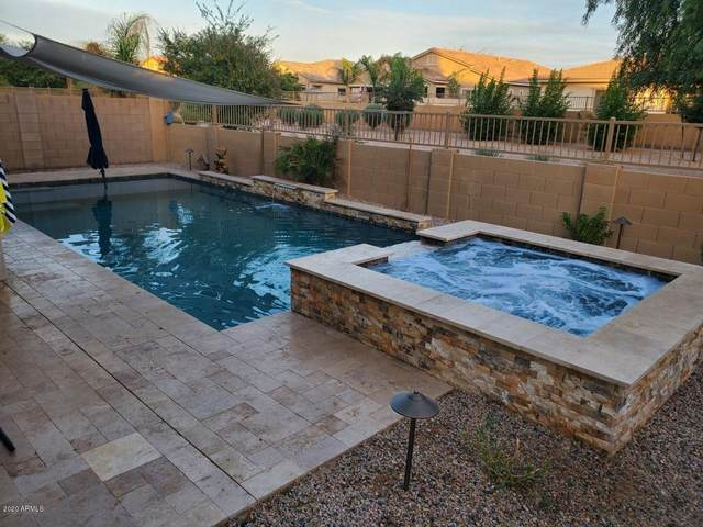23749 S 213TH Street, Queen Creek, AZ 85142 (MLS #6158450) :: The Daniel Montez Real Estate Group
