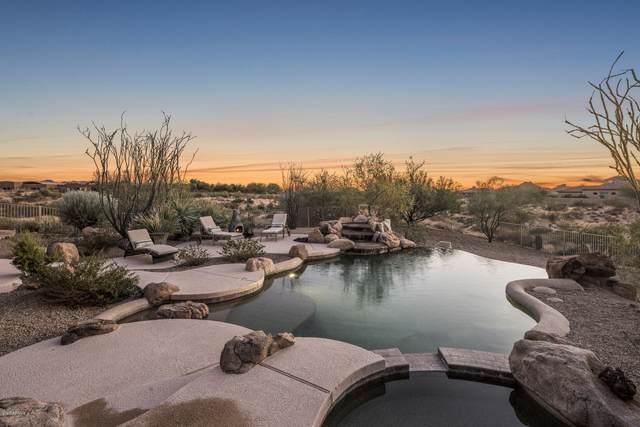 8605 E Villa Cassandra Drive, Scottsdale, AZ 85266 (MLS #6158491) :: Arizona Home Group