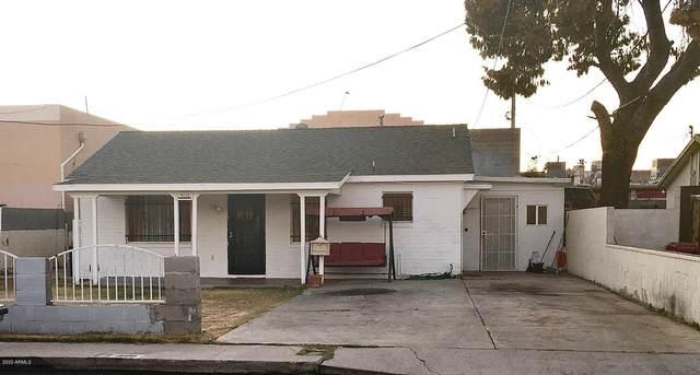 4110 N 18TH Drive, Phoenix, AZ 85015 (MLS #6158530) :: Lucido Agency