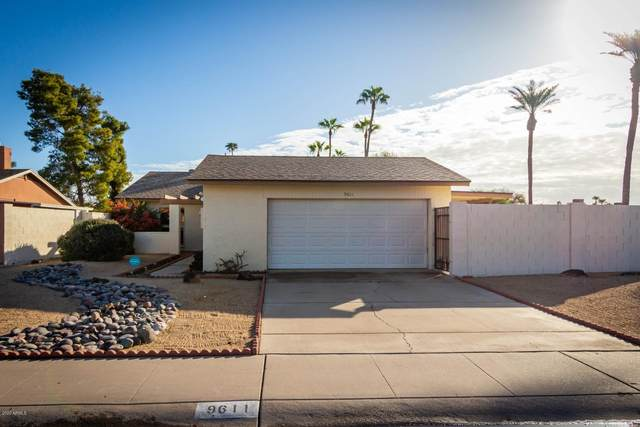 9611 N 53RD Avenue, Glendale, AZ 85302 (MLS #6158565) :: Long Realty West Valley