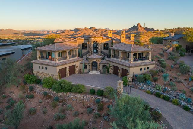9205 N Horizon Trail, Fountain Hills, AZ 85268 (MLS #6158567) :: The Daniel Montez Real Estate Group