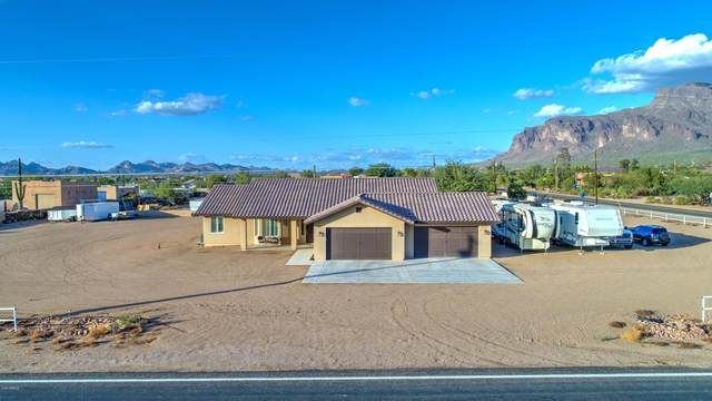 5506 E Southern Avenue, Apache Junction, AZ 85119 (MLS #6158594) :: Brett Tanner Home Selling Team