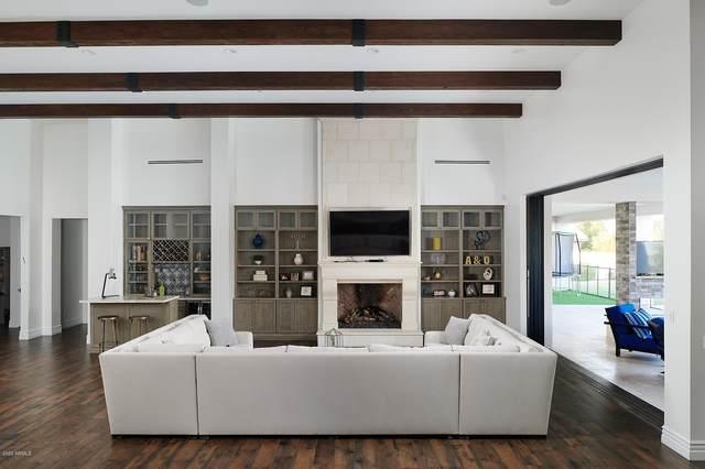 11415 N 68TH Street, Scottsdale, AZ 85254 (MLS #6158608) :: Long Realty West Valley