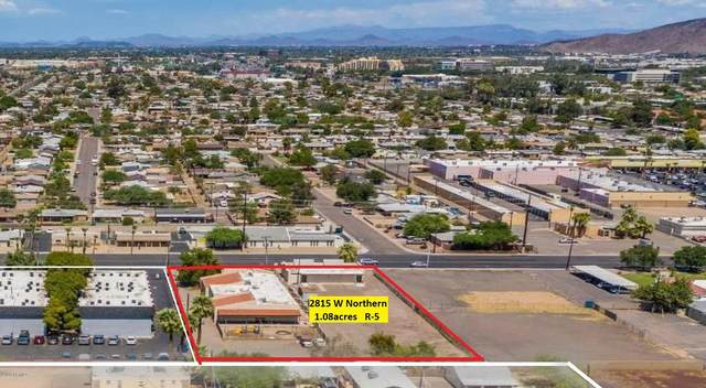 2815 W Northern Avenue, Phoenix, AZ 85051 (MLS #6158617) :: Long Realty West Valley