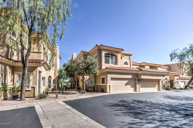 8245 E Bell Road #144, Scottsdale, AZ 85260 (MLS #6158678) :: Brett Tanner Home Selling Team
