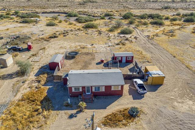 211 S 393RD Drive, Tonopah, AZ 85354 (MLS #6158720) :: Long Realty West Valley