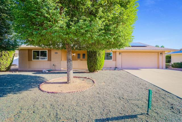 10909 W Roundelay Circle, Sun City, AZ 85351 (MLS #6158739) :: The Daniel Montez Real Estate Group