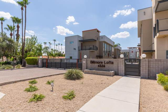 4326 N 25TH Street #104, Phoenix, AZ 85016 (MLS #6158782) :: The Carin Nguyen Team