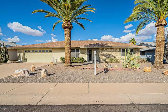 17608 N Buntline Drive, Sun City West, AZ 85375 (MLS #6158790) :: Yost Realty Group at RE/MAX Casa Grande